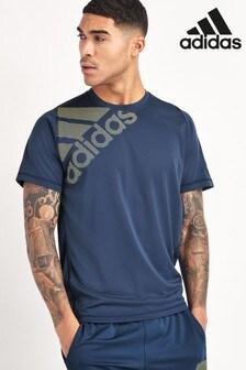 adidas Blue Badge Of Sport T-Shirt