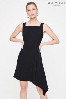 Damsel In A Dress Black Krishna Dress