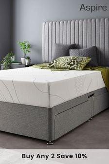 Aspire Eco Friendly Dream Memory Foam Mattress with Seaqual Fabric Cover