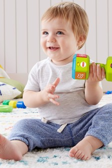 Fisher-Price Laugh and Learn Countin' Reps Dumbbell