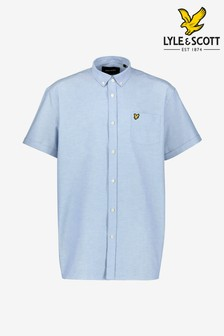 Lyle & Scott Plus Size Oxford Shirt