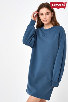 Levi's® Navy Sweater Dress