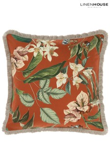 Anastacia Floral Cushion by Linen House