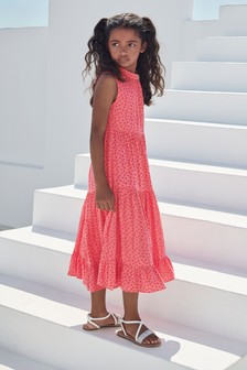 Tiered Maxi Dress (3-16yrs)