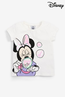 Iridescent Minnie Mouse™ Licence T-Shirt (3mths-7yrs)