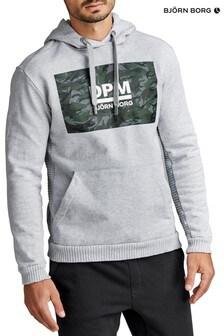 Bjorn Borg X Dpm Hoody With Dpm Camo Logo