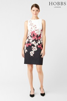 Hobbs Black Moira Dress