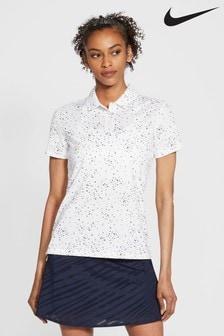 Nike Golf DriFIT Printed Polo Shirt