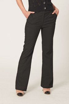 8ed96e0b Womens Black Trousers | Black Casual & Work Trousers | Next