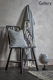 Gallery Direct Woven Wrap Tassel Throw