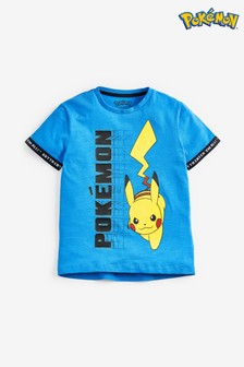 Pokemon™ Print T-Shirt (3-16yrs)