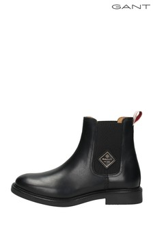 GANT Black Ashley Chelsea Shoes