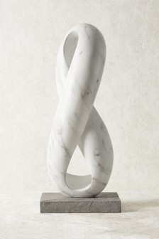 Marble Effect Sculpture