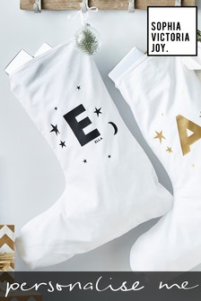 Personalised Little Star Stocking by Sophia Victoria Joy