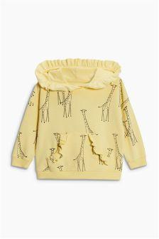 Giraffe Hoody (3mths-6yrs)