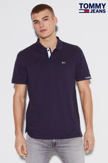 Tommy Jeans Branded Sleeve Polo