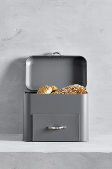 Metal Storage Bread Bin