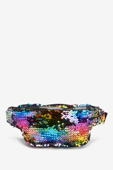 Sequin Bum Bag
