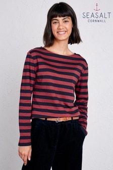Seasalt Red Sailor Shirt