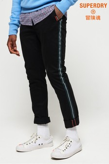 Superdry International Side Stripe Chino Trouser