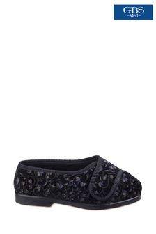 GBS Black Nola Slippers
