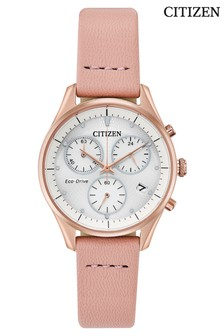 Citizen Eco Drive® Chronograph Strap Watch