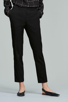 40b2e228a6d57 Ladies Trousers | Cigarette, Capri & Cargo Pants for Women | Next UK