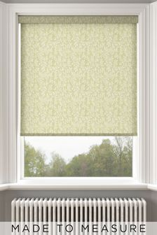 Aston Asparagus Green Made To Measure Roller Blind