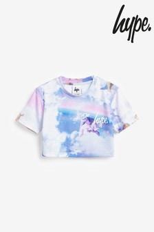 Hype. Angel Crop T-Shirt