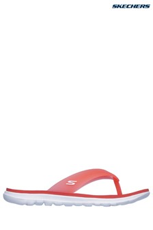 Skechers® Orange Nextwave Ultra Sandals