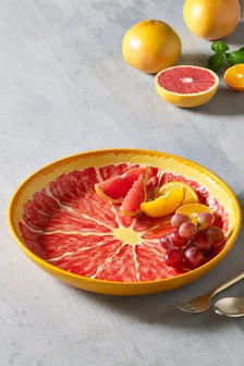 Grapefruit fruitschaal