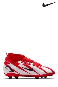 Nike Jr. Superfly 8 Club CR7 FG/MG Boots
