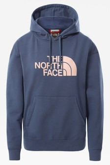 The North Face Blue Drew Peak Light Hoodie