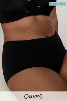 DORINA Curve Black Fiji Hipster Bikini Bottoms