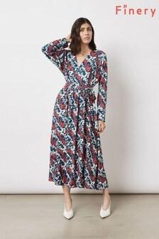 Finery London Grey Morgan Dress
