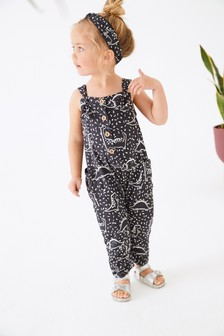 Jumpsuit With Headband (3mths-7yrs)