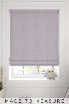 Windsor Candyfloss Pink Made To Measure Roman Blind