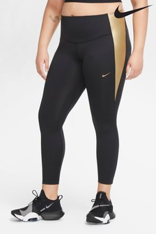 Nike One Metallic Leggings