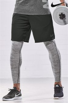 Nike Pro Grey Dri Fit Tight