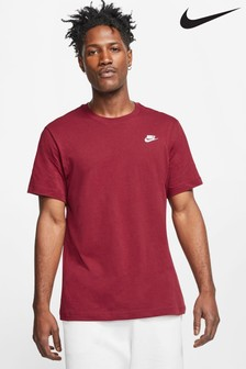 Nike Club Team Red T-Shirt