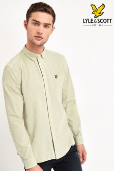 Lyle & Scott Baby Cord Shirt