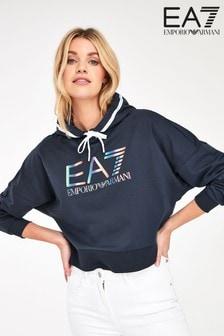Emporio Armani EA7 Crop Sweater