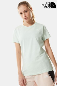 The North Face® Green Simple Dome T-Shirt