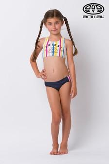 Animal Multicolour Spectrum Bikini