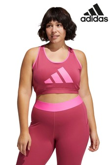 adidas Curve Don't Rest 3 Stack Sports Bra