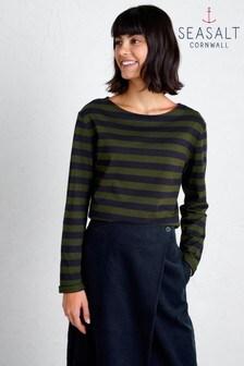 Seasalt Green Sailor Shirt