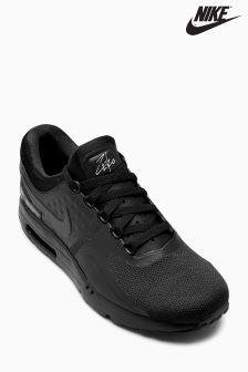Nike Air Max Zero Triple Black