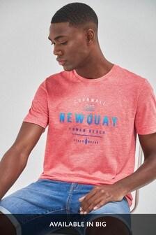Graphic Regular Fit T-Shirt