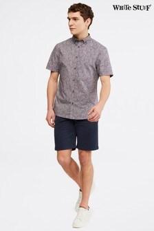 White Stuff Blue Portland Organic Chino Shorts
