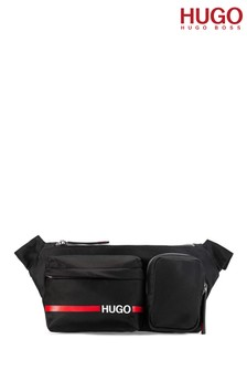HUGO Black Record Bumbag